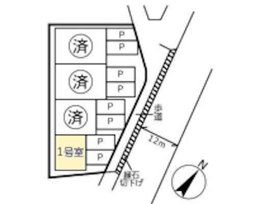 大和市 小田急江ノ島線桜ヶ丘駅の貸工場・貸倉庫画像(2)