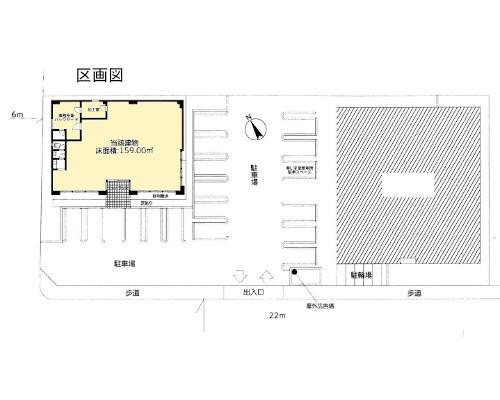 相模原市中央区 JR横浜線古淵駅の貸倉庫画像(1)