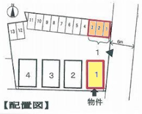 大和市 小田急江ノ島線桜ヶ丘駅の貸倉庫画像(3)