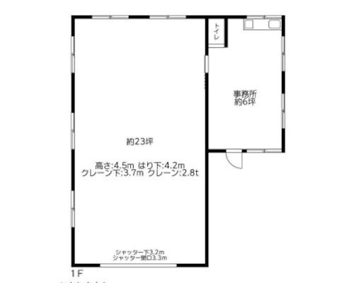 横浜市鶴見区 横須賀線新川崎駅の貸工場・貸倉庫画像(1)
