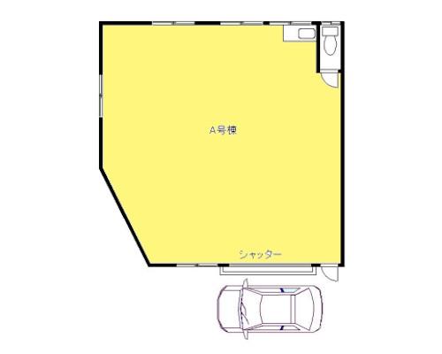 横浜市都筑区 ブルーライン仲町台駅の貸工場・貸倉庫画像(1)