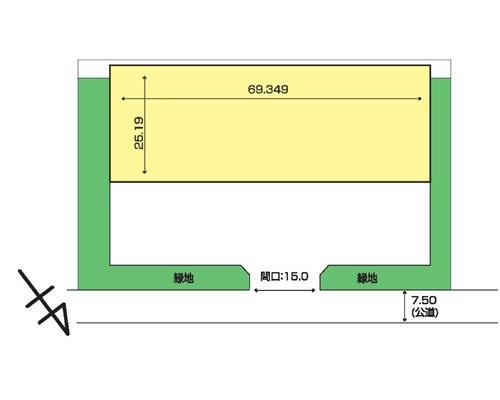 深谷市 秩父鉄道秩父本線武川駅の貸工場・貸倉庫画像(1)