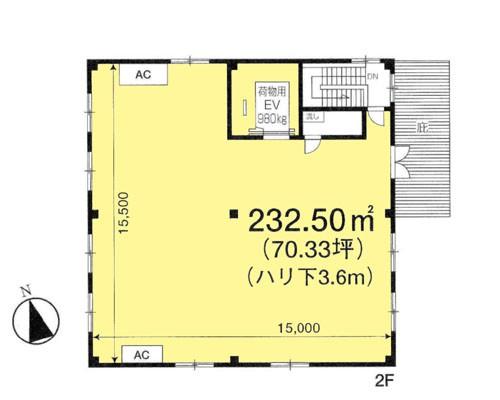 所沢市 JR武蔵野線東所沢駅の貸工場・貸倉庫画像(2)