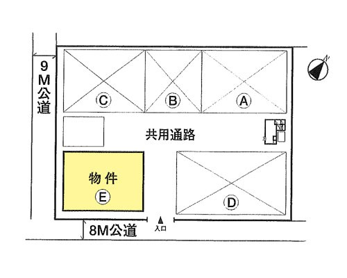 さいたま市南区 JR埼京線北戸田駅の貸倉庫画像(2)