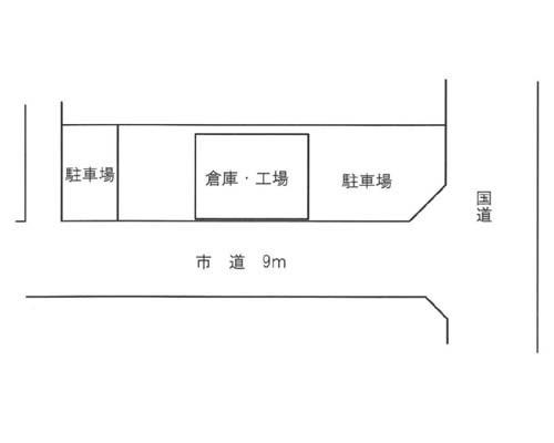 蓮田市 JR宇都宮線新白岡駅の貸工場・貸倉庫画像(2)
