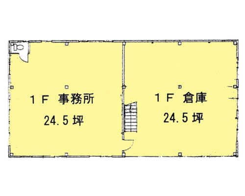 東松山市 東武東上線東松山駅の貸倉庫画像(1)
