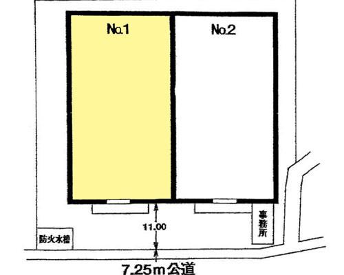 春日部市 東武伊勢崎線北春日部駅の貸工場・貸倉庫画像(1)