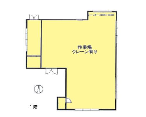 三郷市 つくばエクスプレス三郷中央駅の貸倉庫画像(1)