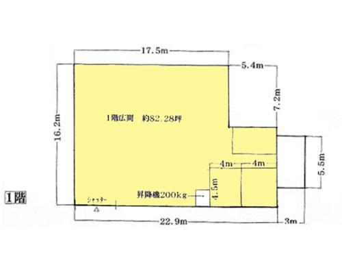 入間市 西武池袋線仏子駅の貸倉庫画像(1)