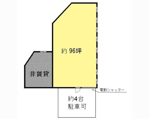 志木市 東武東上線志木駅の貸倉庫画像(1)