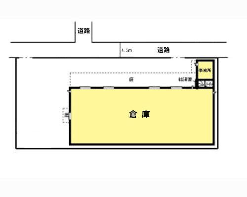 入間市 JR八高線金子駅の貸倉庫画像(1)