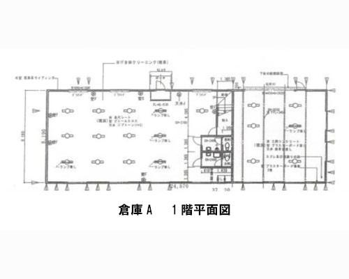 入間郡三芳町 東武東上線柳瀬川駅の貸倉庫画像(1)