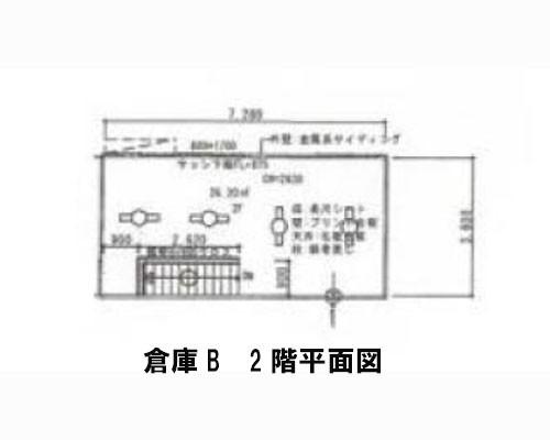 入間郡三芳町 東武東上線柳瀬川駅の貸倉庫画像(4)