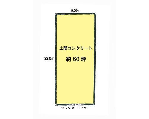 新座市 西武池袋線ひばりヶ丘駅の貸倉庫画像(1)