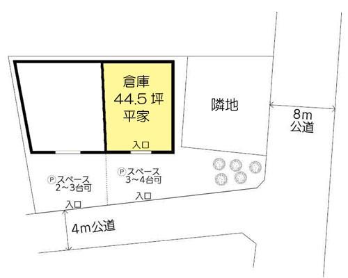 戸田市 JR埼京線戸田公園駅の貸工場・貸倉庫画像(1)