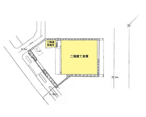 川口市 東武伊勢崎線草加駅の貸倉庫画像(1)