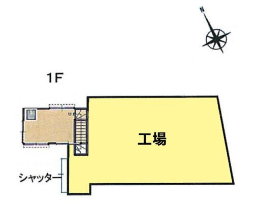 草加市 東武伊勢崎線草加駅の貸倉庫画像(1)