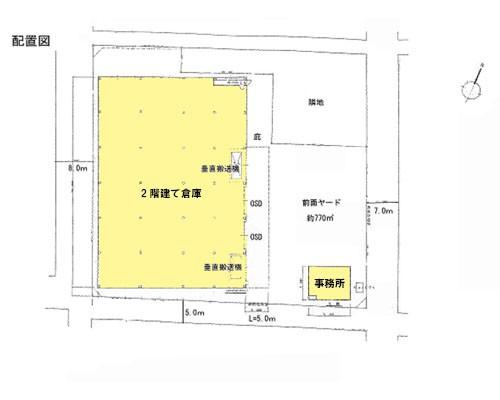上尾市 JR高崎線上尾駅の貸倉庫画像(1)