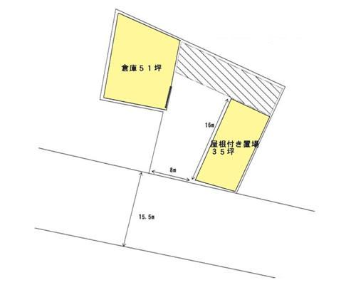 越谷市 東武伊勢崎線新越谷駅の貸倉庫画像(1)