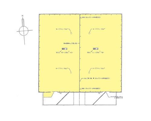 加須市 東武伊勢崎線鷲宮駅の貸倉庫画像(1)