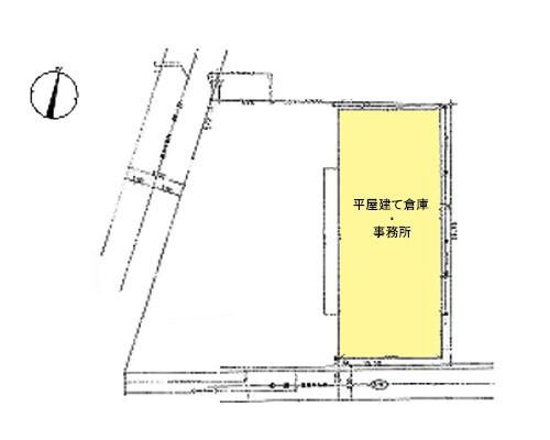 さいたま市桜区 JR埼京線南与野駅の貸倉庫画像(1)