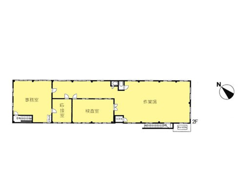 春日部市 東武野田線八木崎駅の貸工場・貸倉庫画像(2)