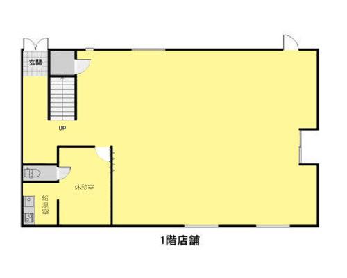 所沢市 西武池袋線小手指駅の貸倉庫画像(1)