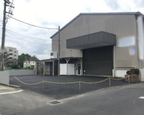 さいたま市桜区 JR武蔵野線西浦和駅の貸倉庫画像(1)