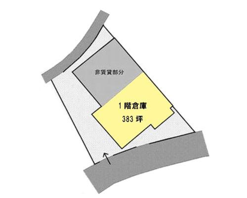 三郷市 つくばエクスプレス三郷中央駅の貸工場・貸倉庫画像(1)