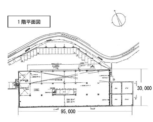 和光市 東武東上線成増駅の貸倉庫画像(1)