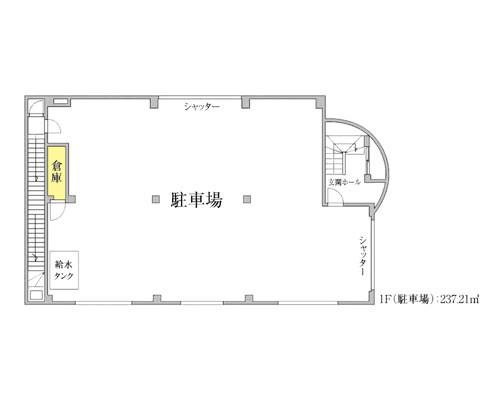 熊谷市 JR高崎線熊谷駅の貸倉庫画像(1)
