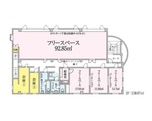 熊谷市 JR高崎線熊谷駅の貸倉庫画像(2)