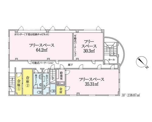 熊谷市 JR高崎線熊谷駅の貸倉庫画像(3)