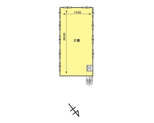 三郷市 JR武蔵野線三郷駅の貸倉庫画像(2)