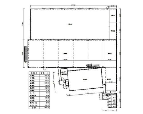深谷市 JR高崎線深谷駅の貸工場・貸倉庫画像(1)