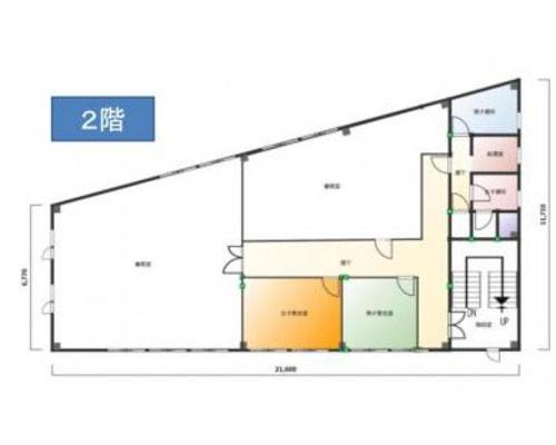 狭山市 西武池袋線稲荷山公園駅の貸倉庫画像(4)