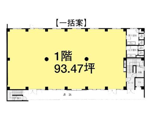 新座市 JR武蔵野線新座駅の貸倉庫画像(1)