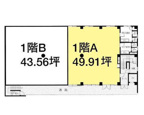 新座市 JR武蔵野線新座駅の貸事務所画像(1)