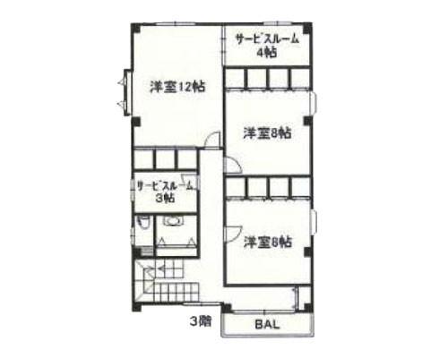 川口市 埼玉高速鉄道川口元郷駅の貸事務所画像(3)