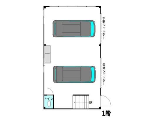 さいたま市北区 JR東北本線土呂駅の貸事務所画像(1)