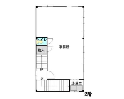 さいたま市北区 JR東北本線土呂駅の貸事務所画像(2)