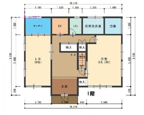 越谷市 東武伊勢崎線越谷駅の貸倉庫画像(1)