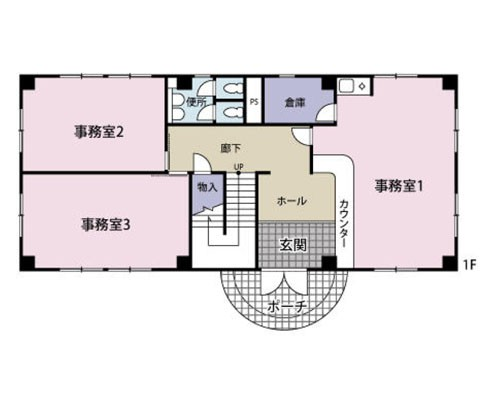 久喜市 JR東北本線栗橋駅の貸倉庫画像(1)