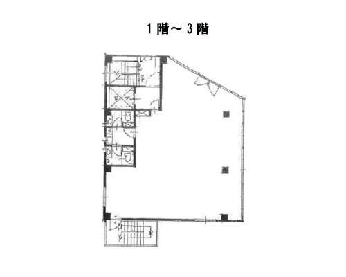 草加市 東武伊勢崎線草加駅の貸事務所画像(1)
