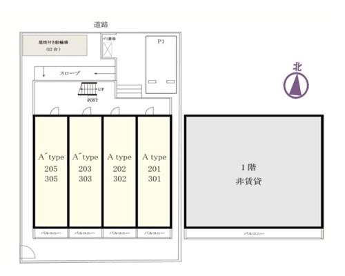 さいたま市緑区 JR武蔵野線東川口駅の貸寮画像(3)