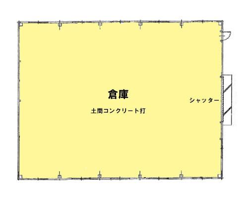 三郷市 JR常磐線金町駅の貸倉庫画像(1)