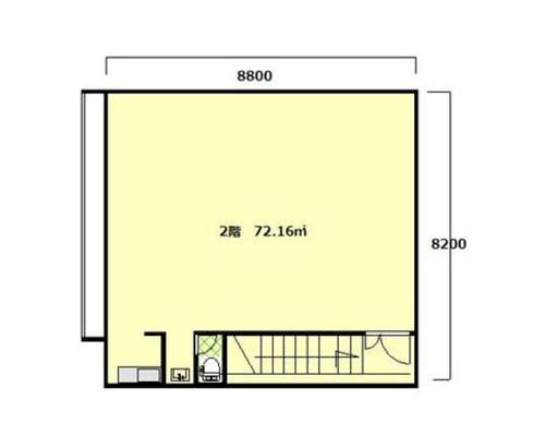 久喜市 JR東北本線東鷲宮駅の貸店舗画像(2)