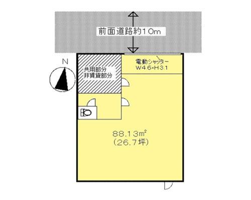 さいたま市南区 JR京浜東北線浦和駅の貸倉庫画像(1)
