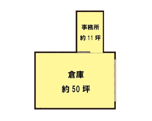 ふじみ野市 東武東上線ふじみ野駅の貸倉庫画像(1)