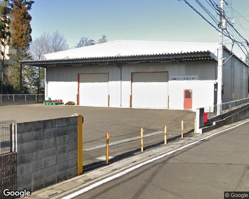 川越市 西武新宿線南大塚駅の貸工場・貸倉庫画像(4)